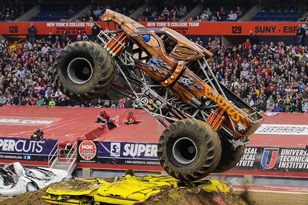 Brutus - Monster Jam FS1 Championship Series