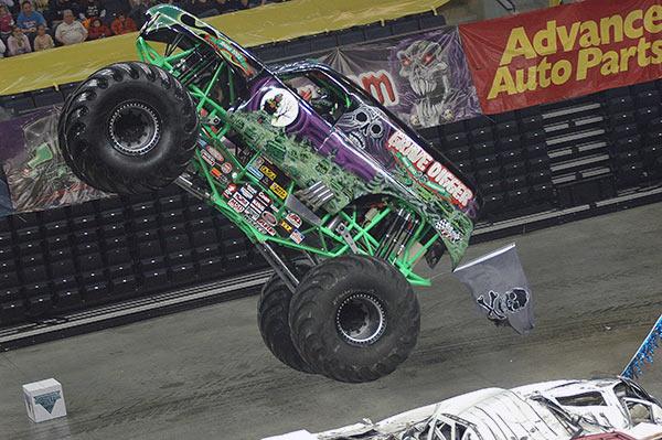 Grave Digger | Monster Jam FS1 Championship Series