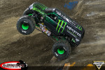 Tampa, Florida – Monster Jam – January 16, 2016