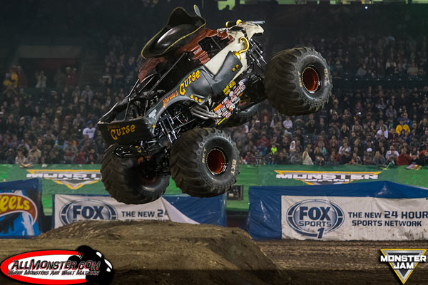 Pirate's Cruse - Monster Jam FS1 Championship Series