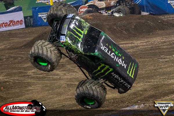Monster Energy - Monster Jam FS1 Championship Series