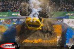 Anaheim, California – Monster Jam – February 13, 2016