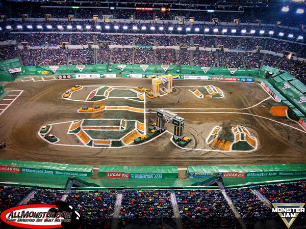 Indianapolis Monster Jam FS1 Championship Series