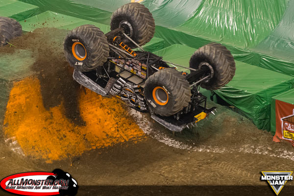 Max-D - Indianapols Monster Jam FS1 Championship Series