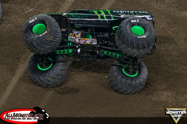 Monster Energy - Indianapolis Monster Jam FS1 Championship Series