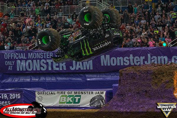 Monster Energy - St. Louis Monster Jam FS1 Championship Series
