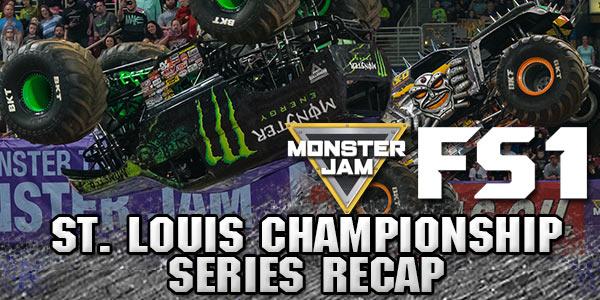 St. Louis Monster Jam FS1 Championship Series