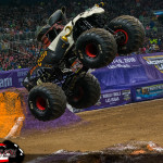 Pirate's Curse - St. Louis Monster Jam FS1 Championship Series