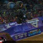 Max-D - St. Louis Monster Jam FS1 Championship Series