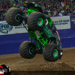 Grave Digger - St. Louis Monster Jam FS1 Championship Series