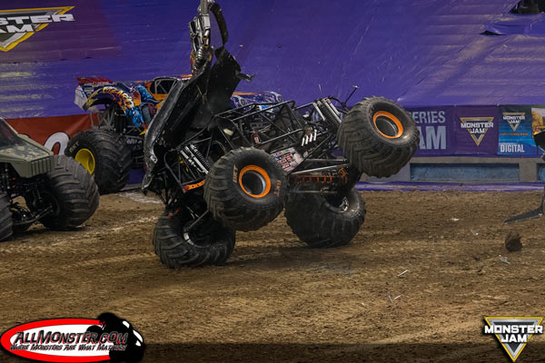 Max-D | Syracuse Monster Jam FS1 Championship Series