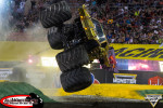 Las Vegas, Nevada – Monster Jam World Finals XVII Racing – March 18, 2016
