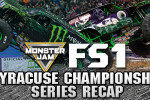 Anderson and Bradshaw Finish FS1 Championship Series On Top