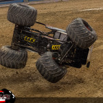 Pirate's Curse - Syracuse Monster Jam FS1 Championship Series