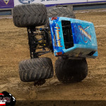 Syracuse Monster Jam FS1 Championship Series 2016