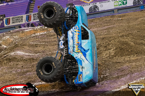 Hooked - Syracuse Monster Jam FS1 Championship Series