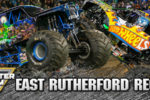 Son-uva Digger and Hot Wheels Take East Rutherford Monster Jam