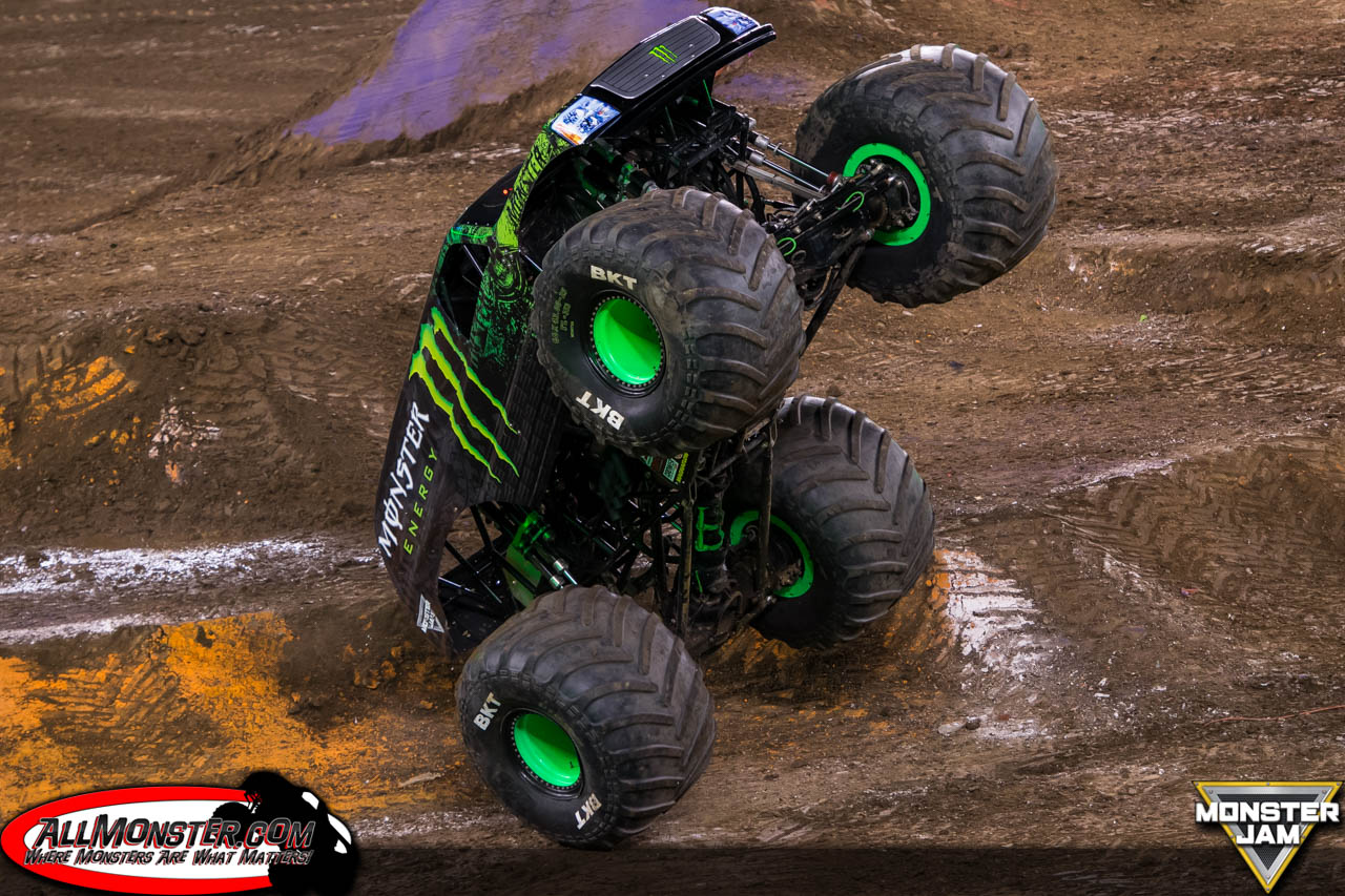 monster jam photos east rutherdford 2016