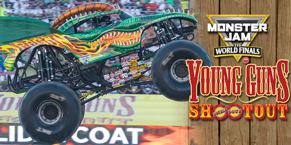 Young Guns Shootout - Monster Jam World Finals XVII