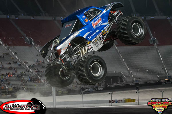 Back To School Monster Truck Bash 2016 Preview | Bigfoot | Larry Swim