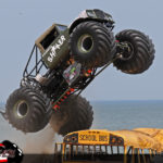 Back To School Monster Truck Bash 2016 Preview | Saigon Shaker