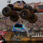 Back To School Monster Truck Bash 2016 Preview | Stone Crusher vs. Hooked