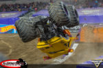 Minneapolis, Minnesota – Monster Jam – December 11, 2016