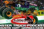 Monster Truck Podcast Episode 3 – Morgan Kane (Grave Digger)
