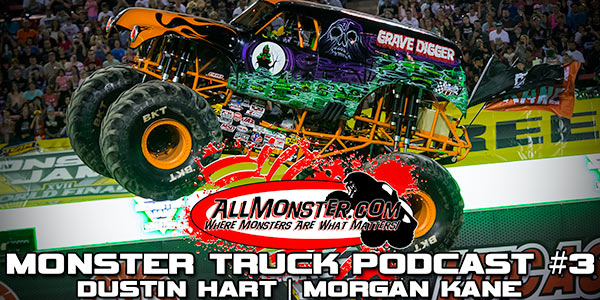 Morgan Kane - Grave Digger - Monster Truck Podcast