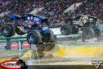 Las Vegas, Nevada – Monster Jam World Finals XVIII Racing – March 24, 2017