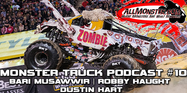 Bari Musawwir - Monster Truck Podcast #10