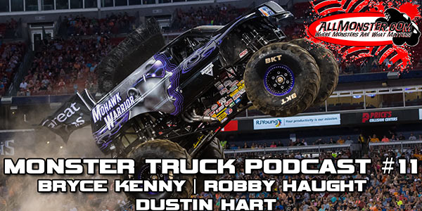 Bryce Kenny - Monster Truck Podcast Episode 11