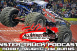 Monster Truck Podcast Episode 4 – Jim Burns