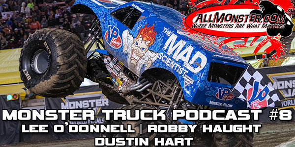 Lee O'Donnell - Monster Truck Podcast Episode 8