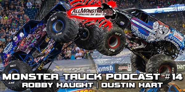 Monster Truck Podcast - Episode 14
