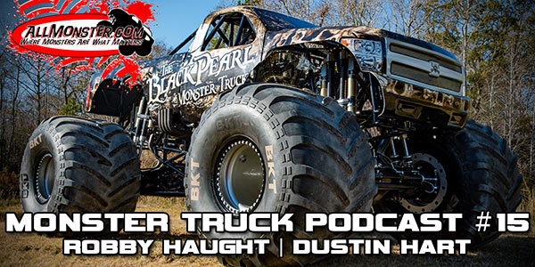 Monster Truck Podcast Episode 15