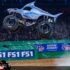 Houston, Texas – Monster Jam – February 10, 2018