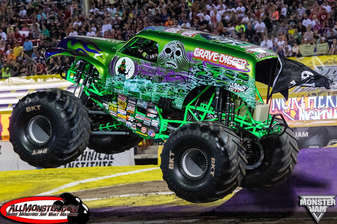 Monster Jam Las Vegas >> Las Vegas, Nevada - Monster Jam World Finals XVI Racing - March 27, 2015 - AllMonster.com ...