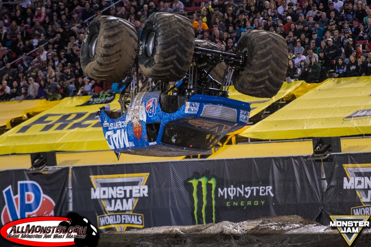 Las Vegas, Nevada - Monster Jam World Finals XVIII Freestyle - March